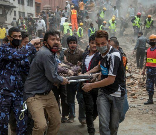 भूकम्प के बाद सुरक्षा उपाय