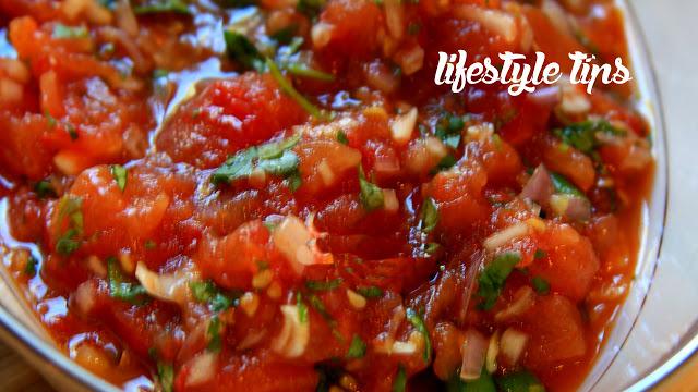 Tomato Chutney Hindi Recipe