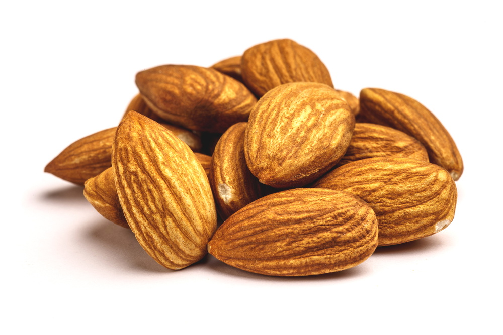 Badam Almond बादाम