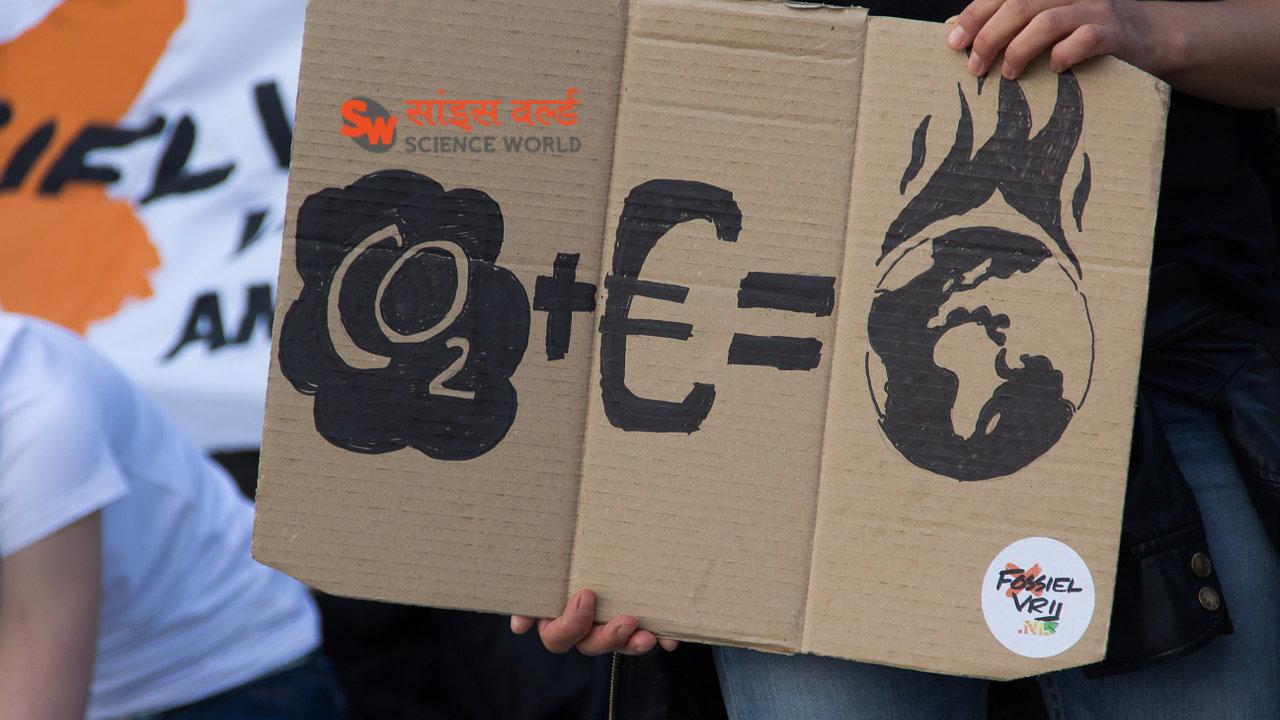 जलवायु परिवर्तन का खानपान पर प्रभाव