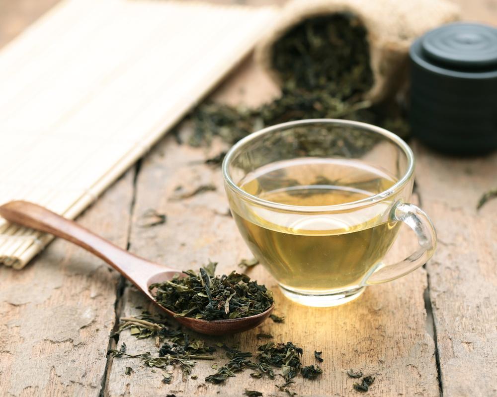 Green tea ग्रीन टी