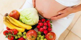 गर्भावस्था के लिए आहार