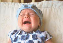 शिशु में चिड़चिड़ापन