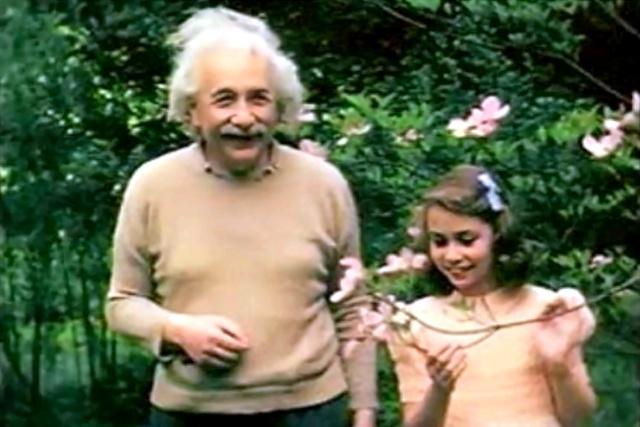 प्यार क्या है - Albert Einstein daughter Lieserl