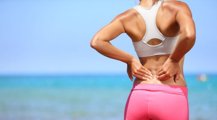 Yoga exercise for back pain