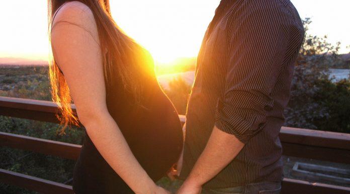 Romantic days during pregnancy