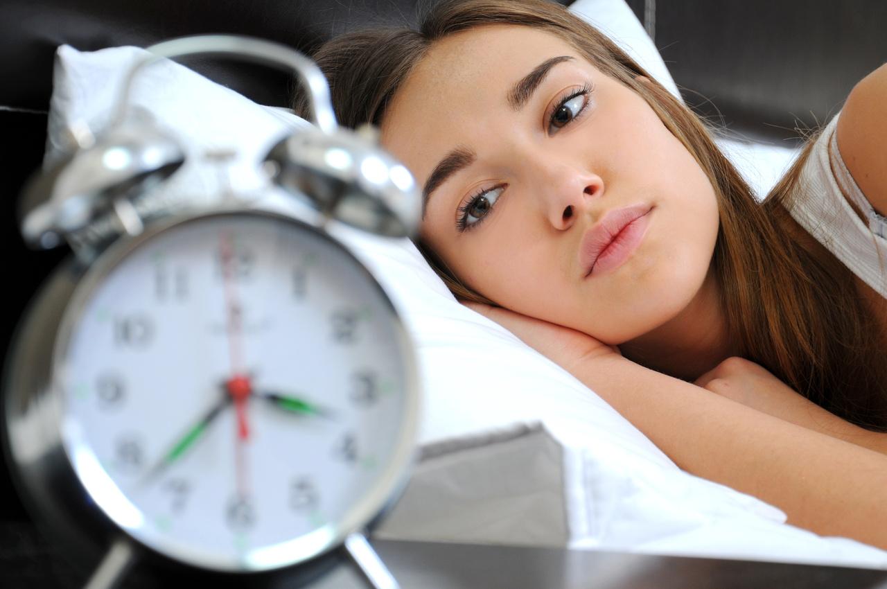 Insomnia Female