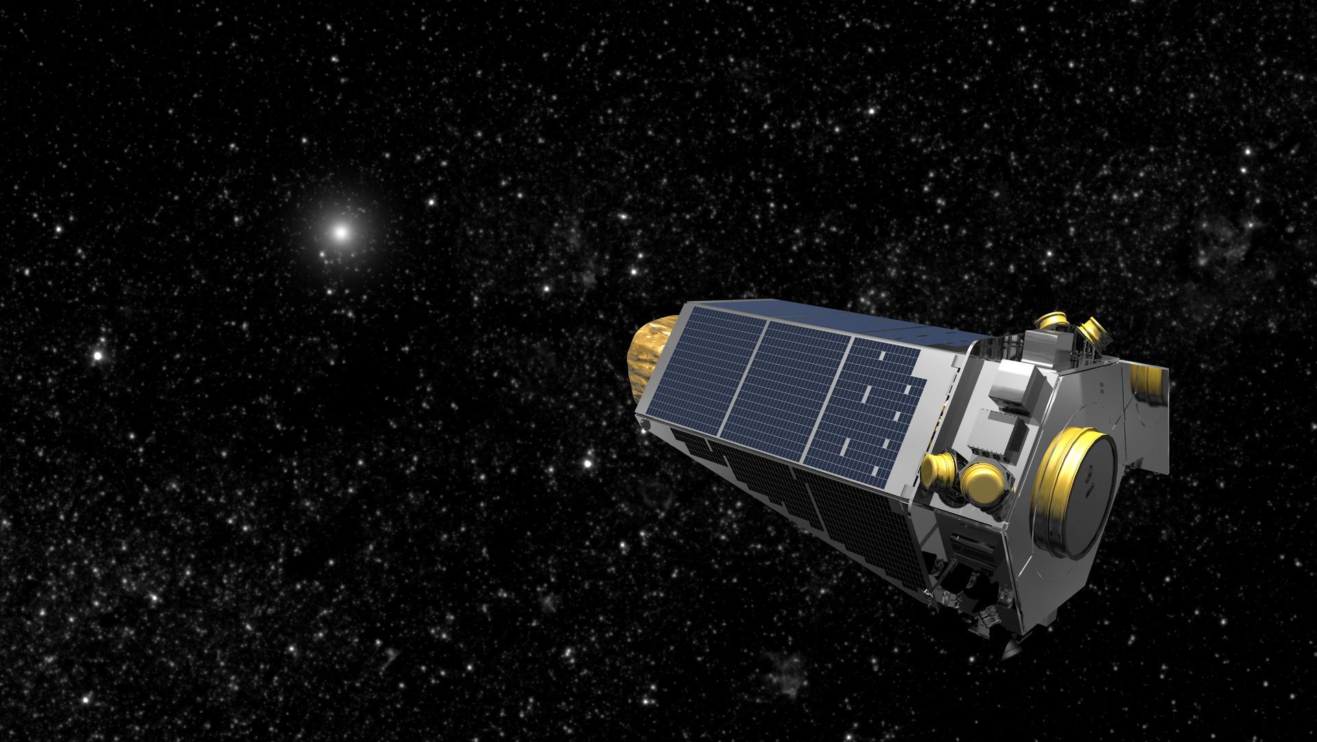 Kepler space telescope, केपलर स्पेस टेलिस्कोप