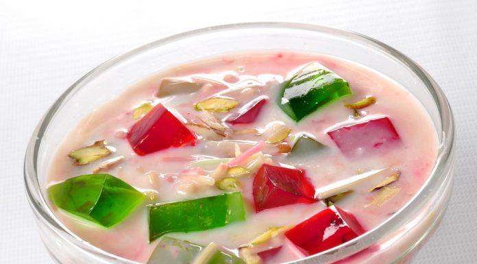 Mix fruit custard recipe, मिक्स फ्रूट कस्टर्ड
