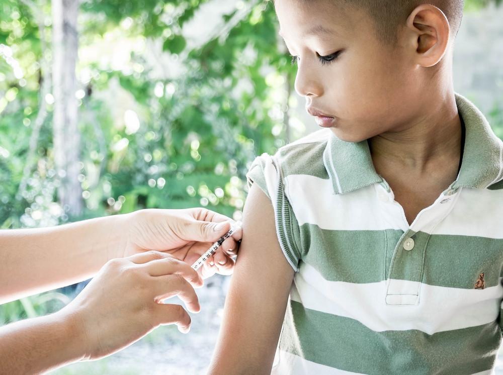 Polio vaccination, पोलियो टीका