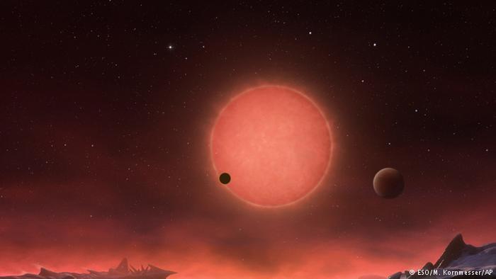 जीवन की संभावना और नया सौरमंडल