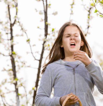 एलर्जी दूर करने का उपाय