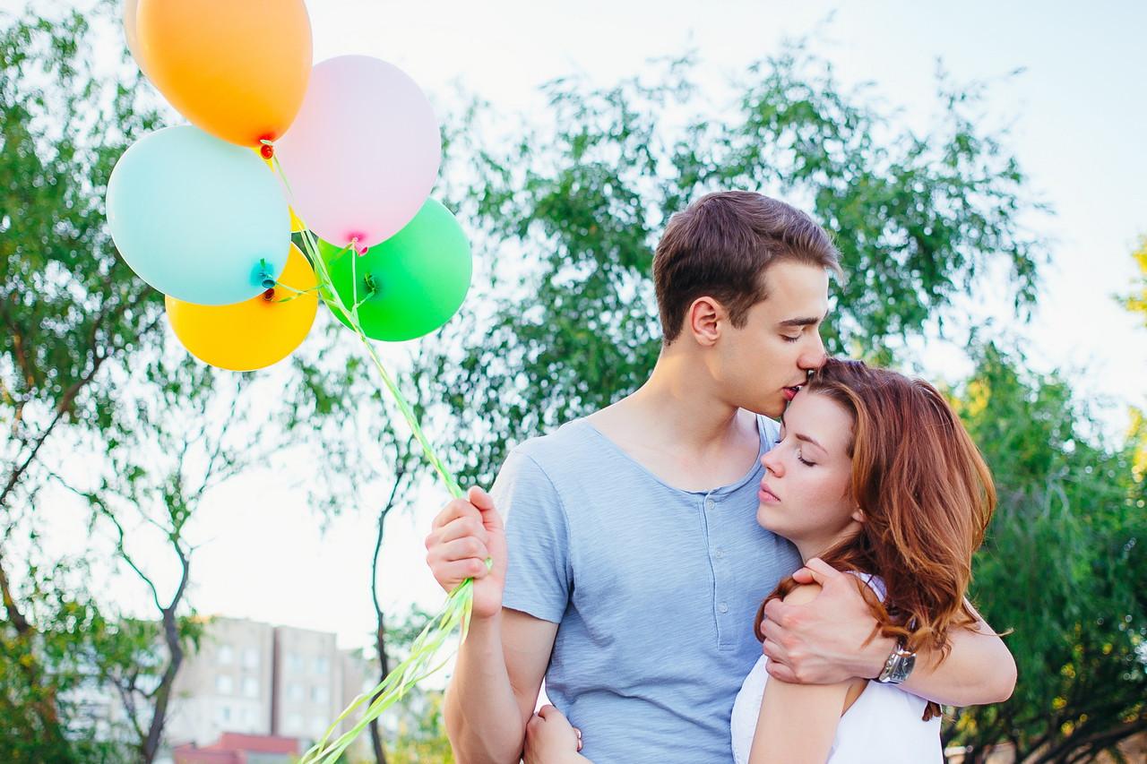 चुंबन और प्रेम की प्रतीति
