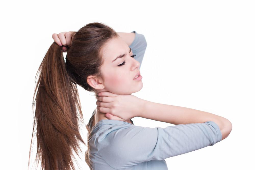 गर्दन अकड़ने की दिक्कत