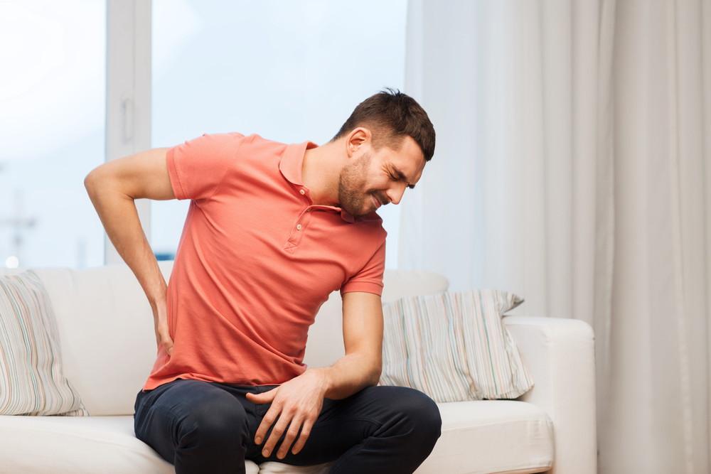 पीठ का दर्द