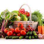 Detox vegetables