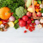 फलों व सब्ज़ियों के लाभ