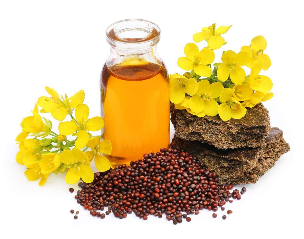 कच्ची घानी सरसों का तेल