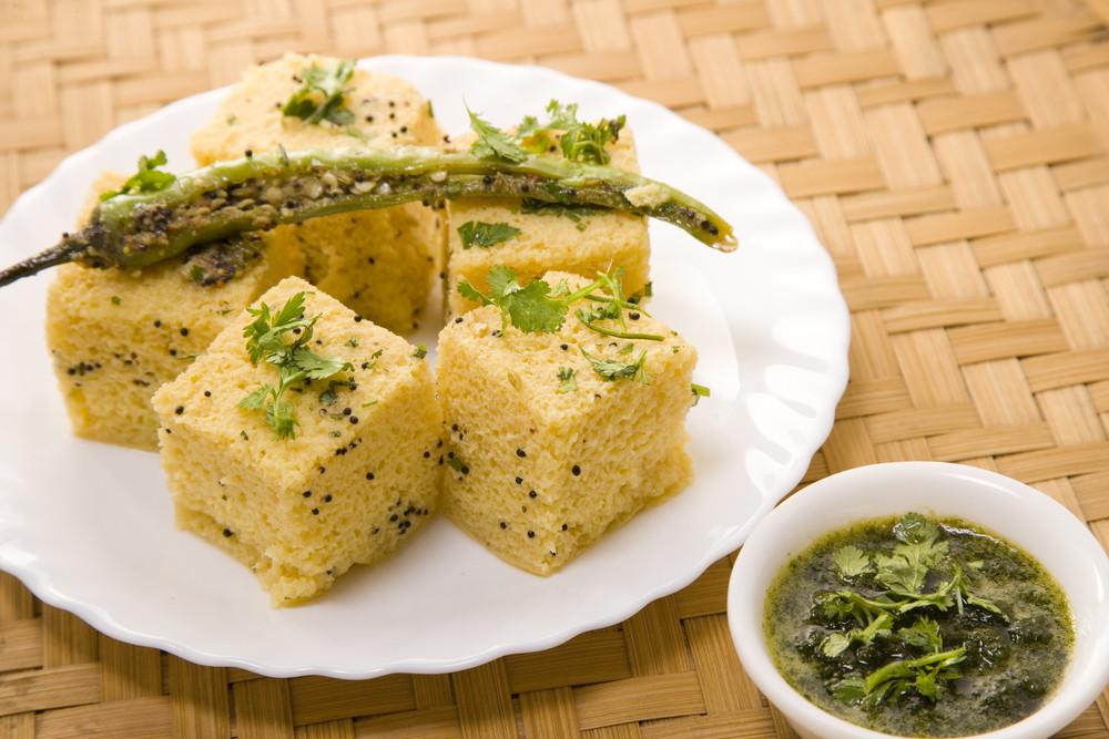Khaman Dhokla Recipe Hindi