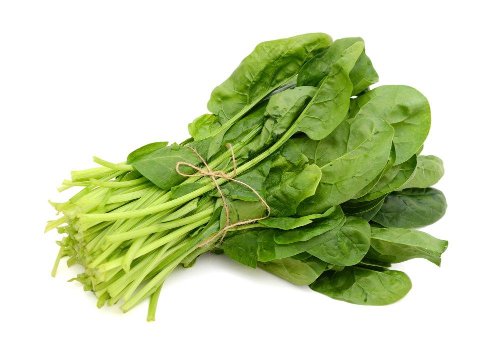 पालक, Spinach