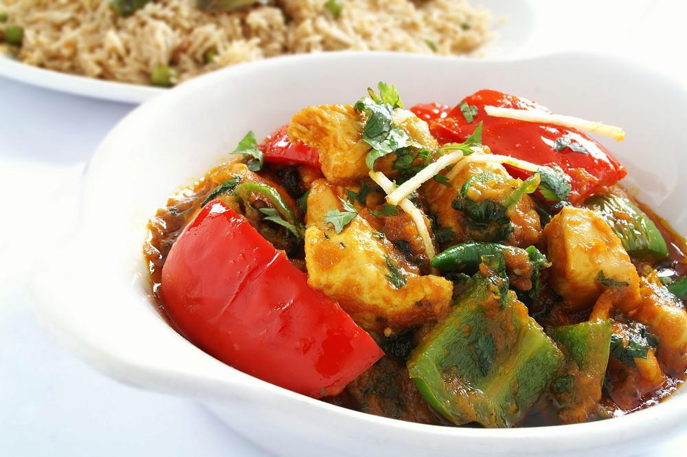 शिमला मिर्च की सब्ज़ी