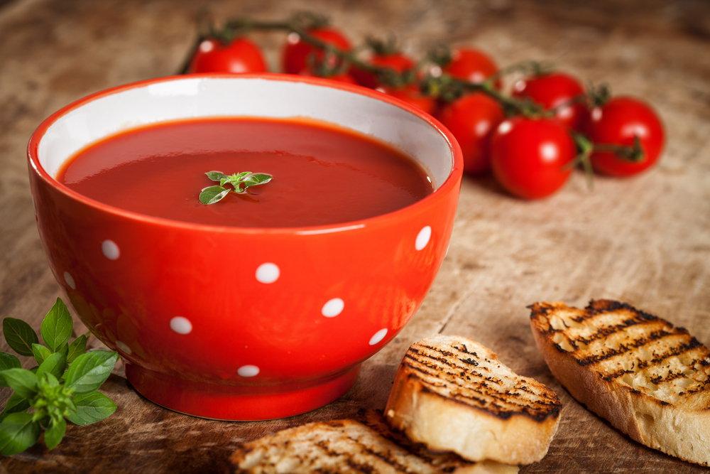 टोमैटो सूप