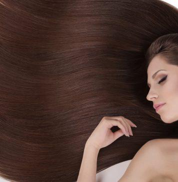 लंबे बाल