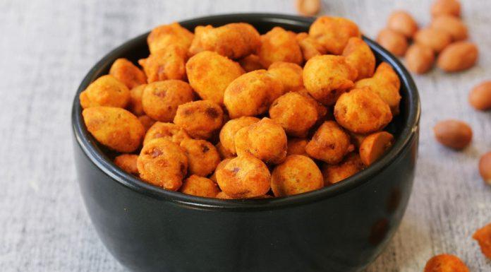 स्पाइसी मसाला मूंगफली