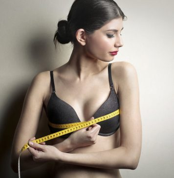 स्तनों का आकार लेना