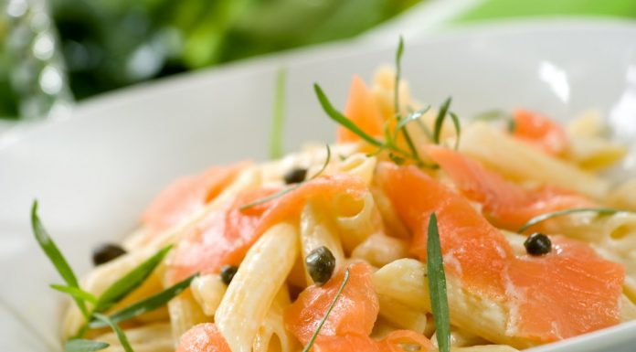वेज क्रीमी पास्ता