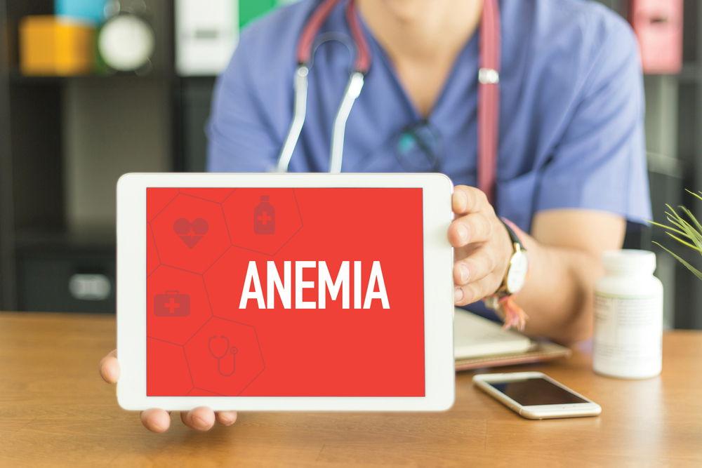 एनीमिया रोग