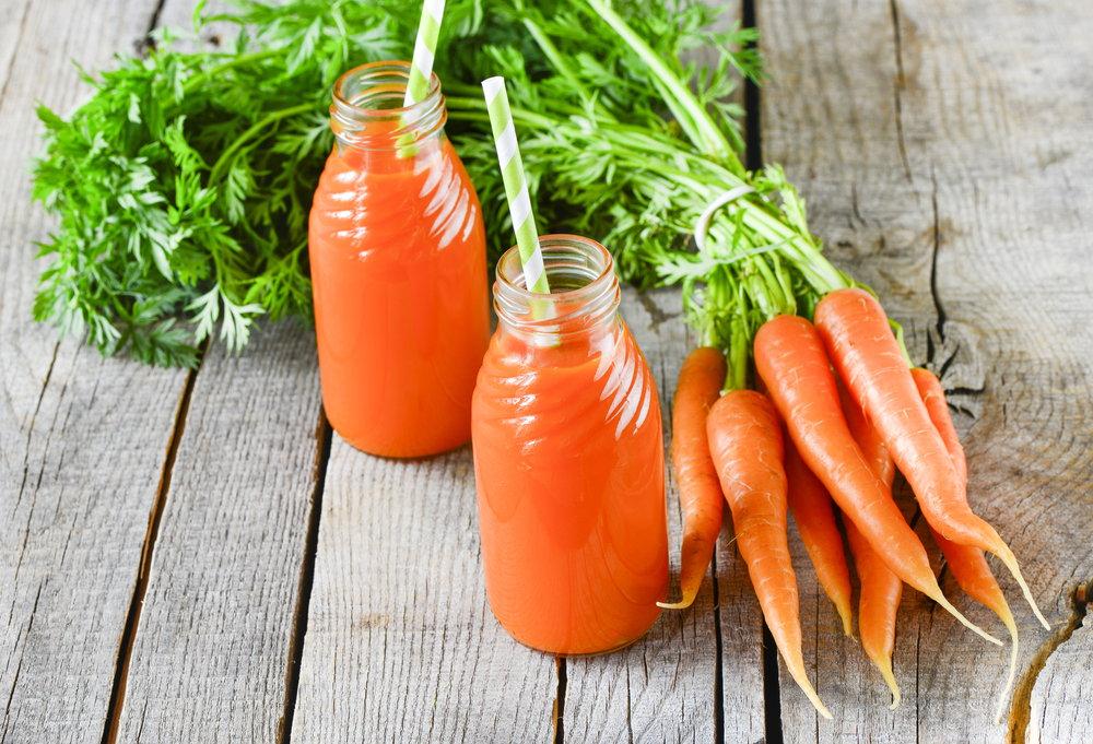 गाजर के फ़ायदे