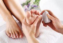 पैडीक्योर - पैरों की देखभाल