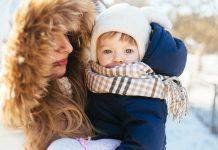 सर्दियों में नवजात शिशु की देखभाल