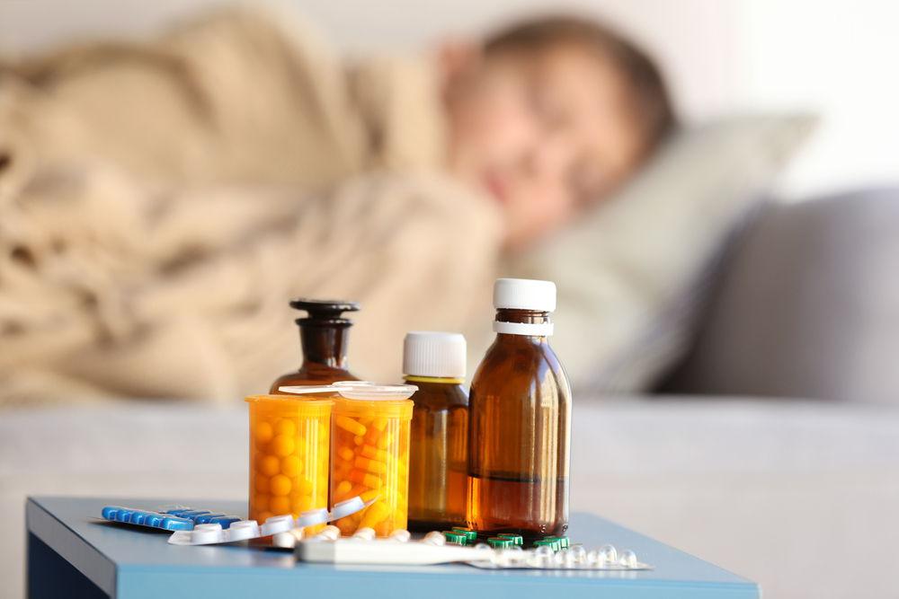 Viral fever medicine