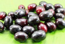 जामुन का फल