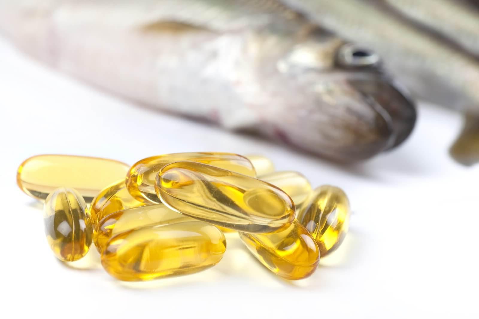 गर्भावस्था में मछली के तेल का सेवन