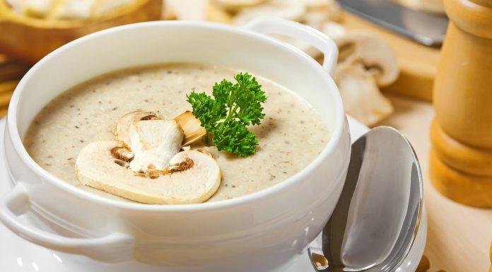 मशरूम सूप