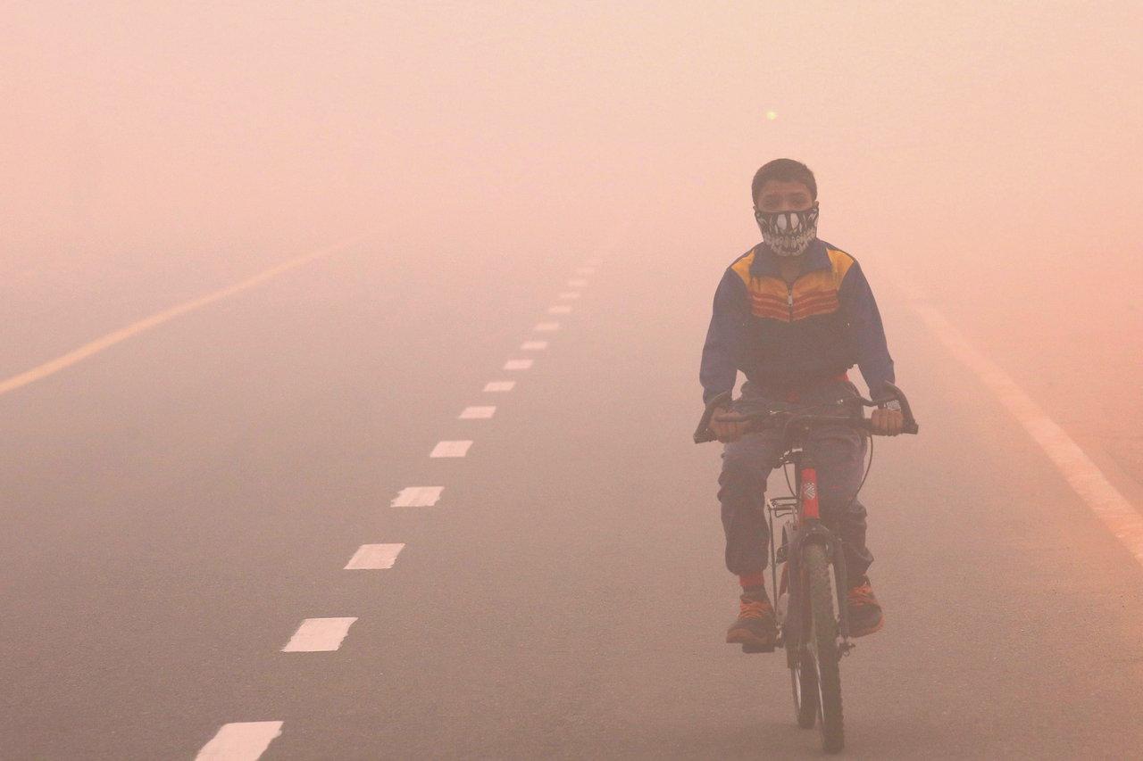 प्रदूषण का दुष्प्रभाव
