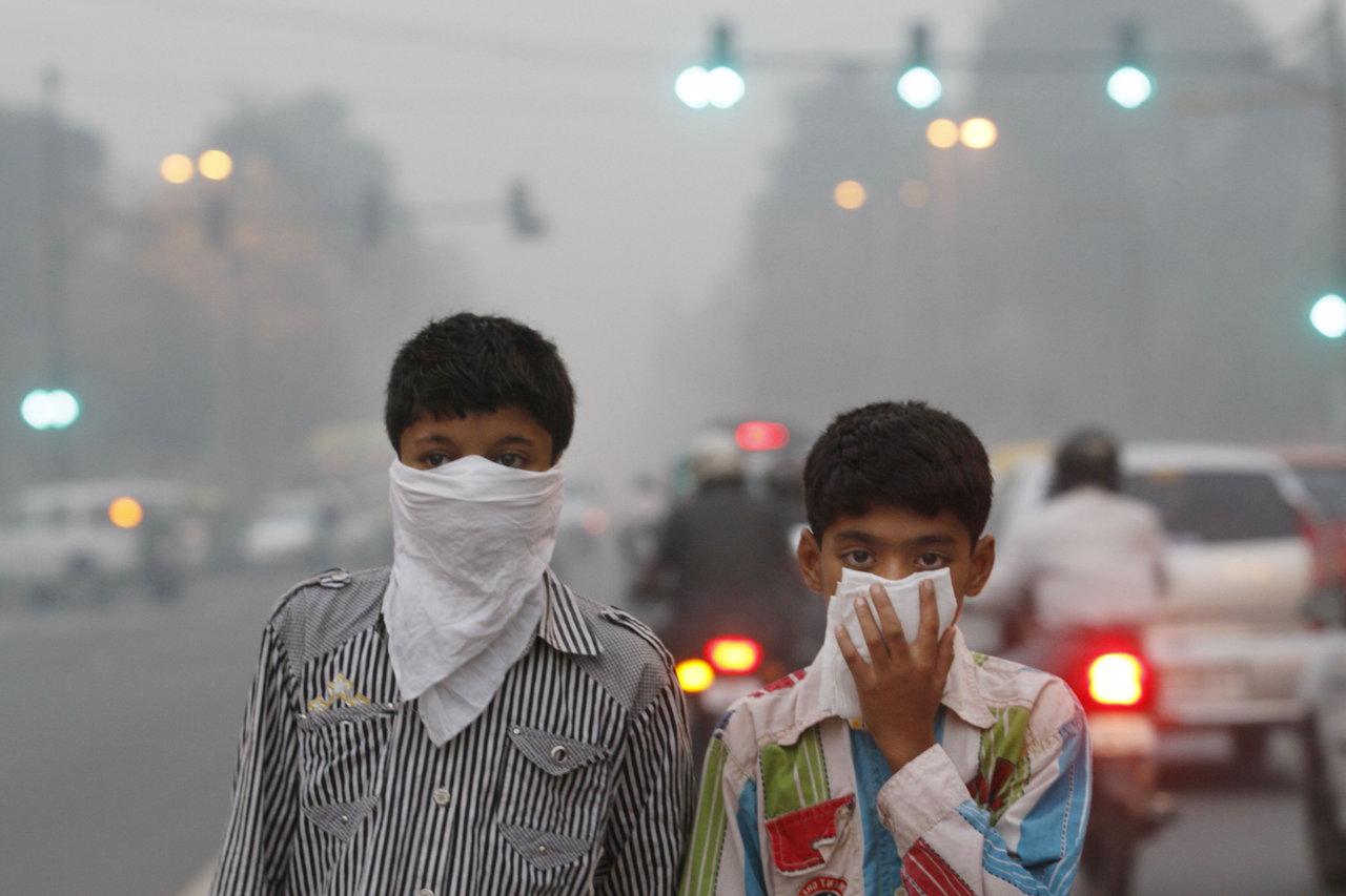 प्रदूषण के असर को कम करना