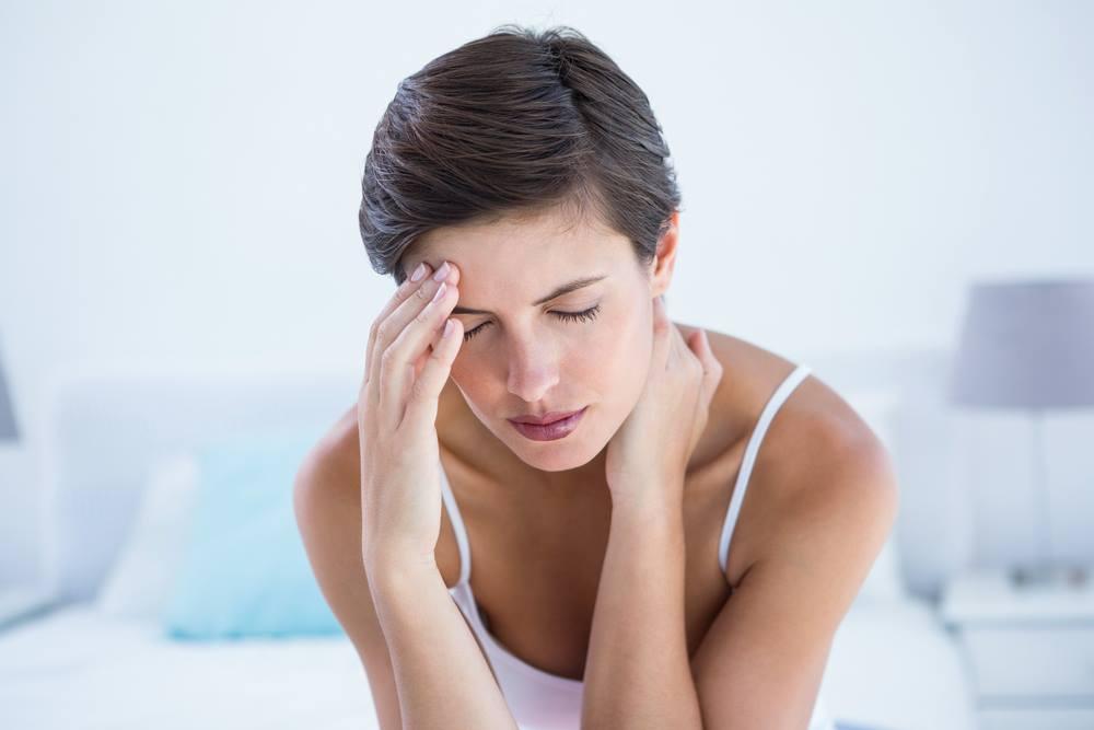 माइग्रेन का दर्द आधे सिर का दर्द