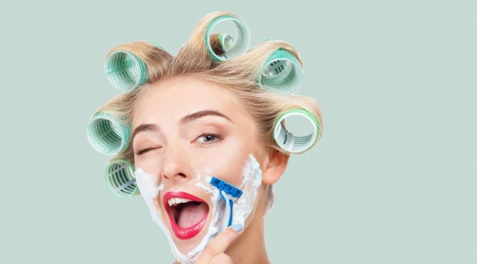 चेहरे के बाल हटाने के उपाय