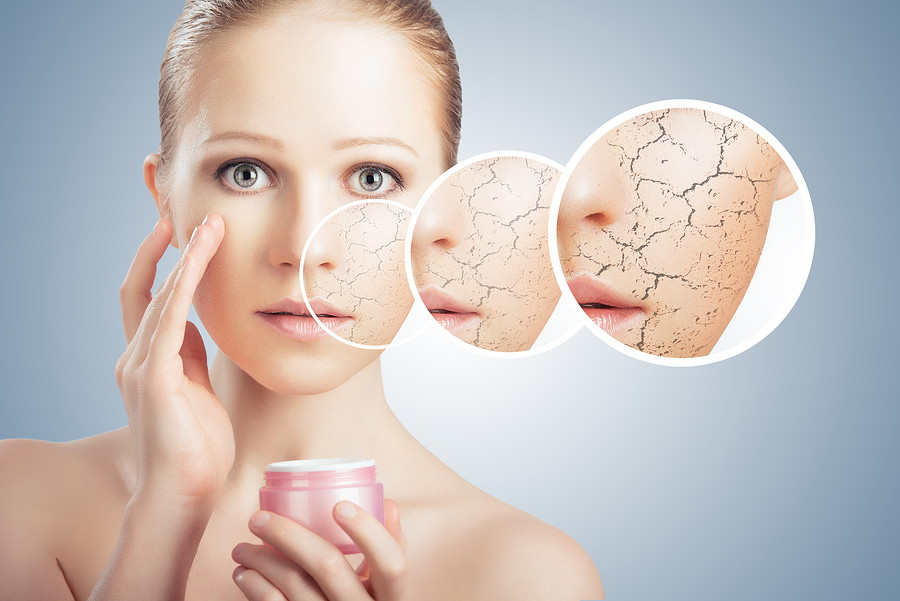 रूखी त्वचा की देखभाल के उपाय
