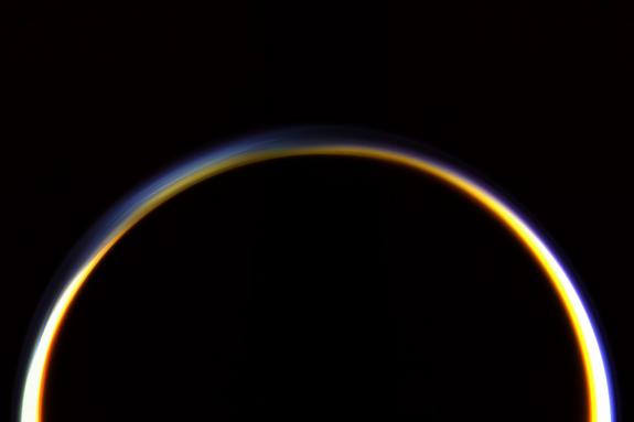 शनि के उपग्रह टाइटन पर ध्रुवीय हवाएं