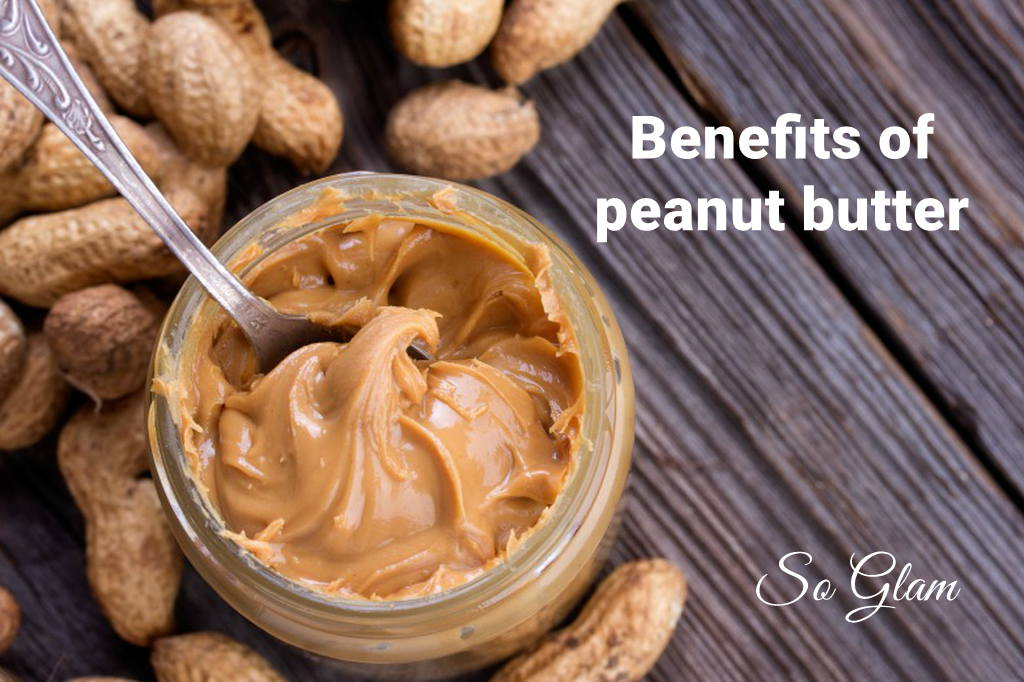 Benefits of peanut butter